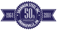 Celebrating 50 years in the structural steel industry in 2014!
